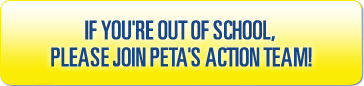 If you're over 21, please join PETA's Action Team!
